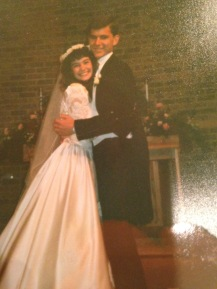 Married in 1989