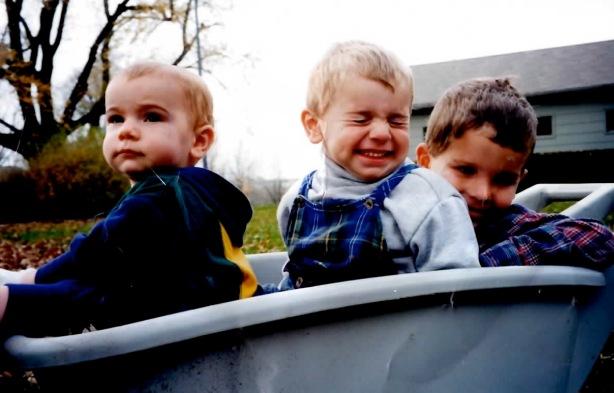 Samuel, Jake, Micah