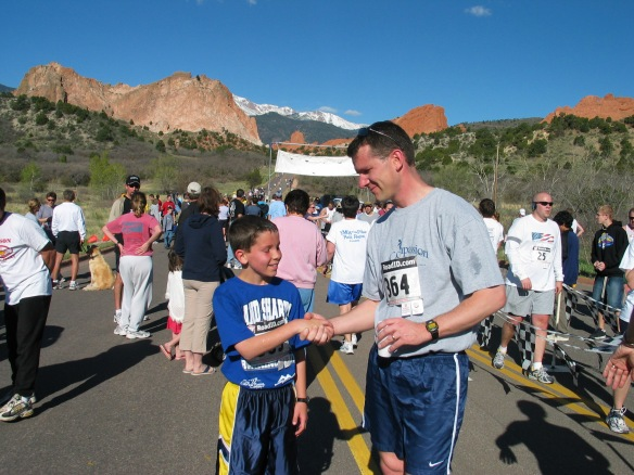 First 5K, Garden of the Gods