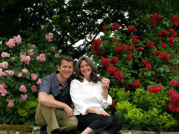 20th wedding anniversary, England