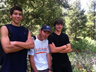 Young men!