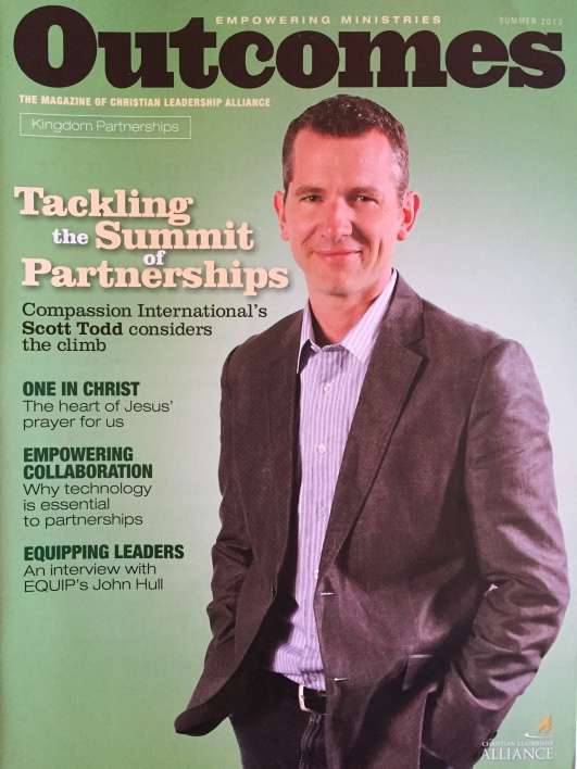Tackling the Summit of Partnerships